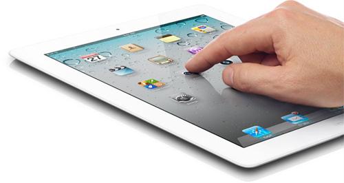 การออกเเบบภายในที่มีประสิทธิภาพของ iPad ทำให้ผู้ผลิตเเท็บเล็ตเจ้าอื่นเเข่งขันด้วยลำบาก?