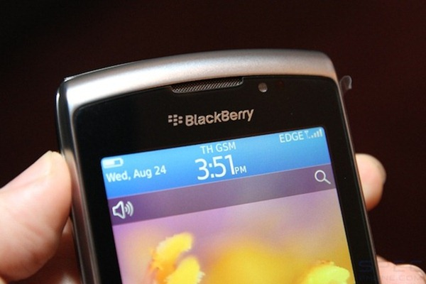 BlackBerry 7 - Bold 9900, Torch 9860, Torch 9810, Curve 9360 56