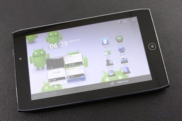 Review Acer ICONIA Tab A100 1