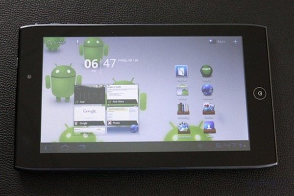 Review Acer ICONIA Tab A100 32