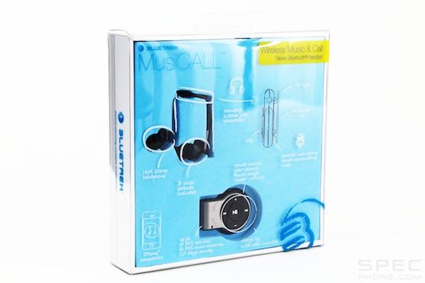 Review Bluetooth Bluetrek MusiCALL 1