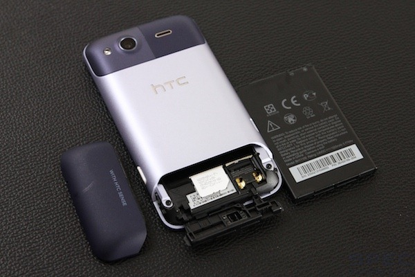 Review HTC Salsa 23