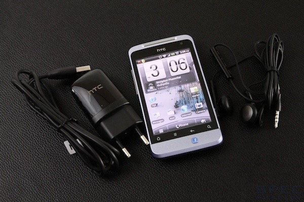 Review HTC Salsa 35