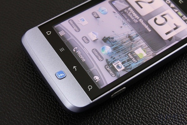 Review HTC Salsa 8