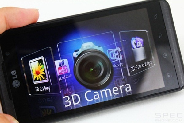 Review LG Optimus 3D 23
