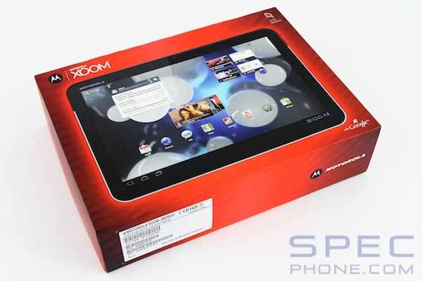Review Motorola Xoom 1