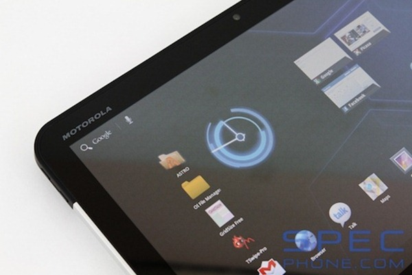 Review Motorola Xoom 31