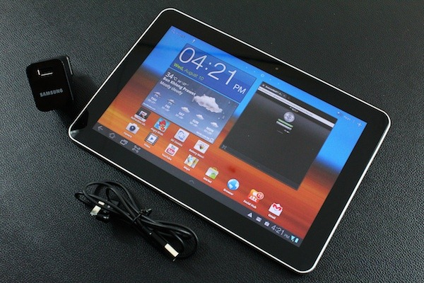 Review Samsung Tab 10.1 - 1