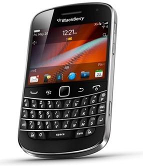 แว่ว…BlackBerry Bold 9900 เปิดตัวในอินเดีย 8 สิงหานี้