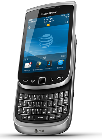 blackberry torch 9810 350