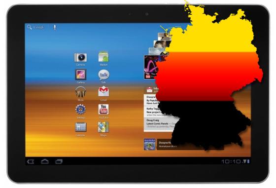 ก็ยังดี! ศาลยกเลิกคำสั่งห้ามขาย Samsung Galaxy Tab 10.1 ในยุโรป แต่ยังโดนต่อในเยอรมนี