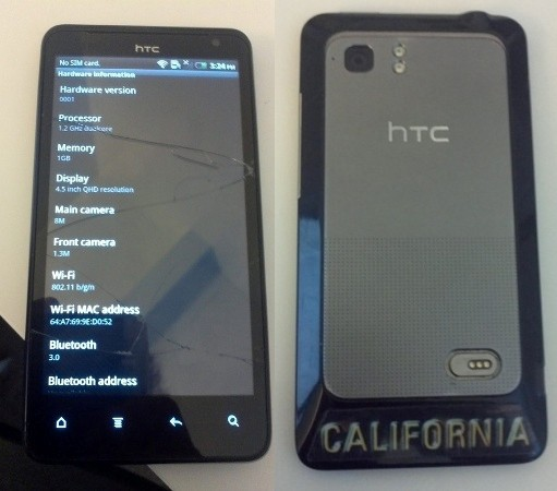 htc holiday prototype shows up on craigslist gives us reason to