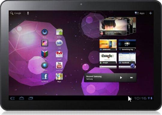 Samsung มาเหนือเมฆ ใช้โทรทัศน์เเถมเเท็บเล็ตเพื่อเพิ่มส่วนเเบ่งของตลาดที่ยอดขายไม่ดีนัก