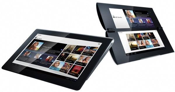 """แท็บเล็ตจอคู่จาก Sony ได้ชื่อแล้ว """"Sony Tablet P"""" มากันยานี้"""