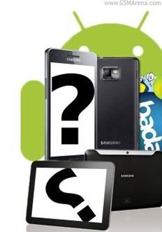 Samsung เตรียมปล่อยมือถือ Android 7 รุ่น, แท็บเล็ต 2 และ Bada อีก 2 เร็วๆนี้