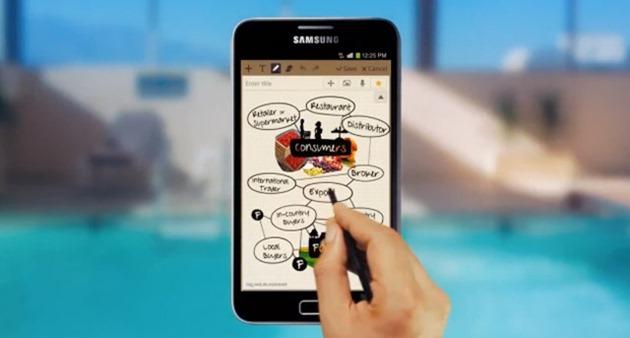 เปิดปุ๊ป ขายปั๊ป : Samsung Galaxy Note เตรียมวางขายเดือนพฤศจิกายนนี้