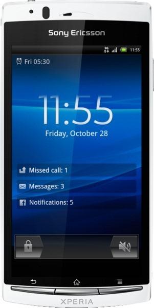 เปิดราคา Sony Ericsson Xperia arc S ในอังกฤษ ไม่แพงอย่างที่คิด