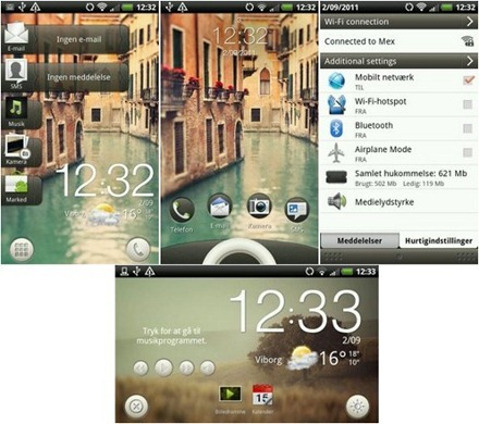 Sense 3.5 โผเข้าหา HTC Desire HD แล้ว (แต่เป็นรอมนอกนะ)