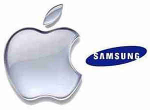 Apple_logo_samsung_logo