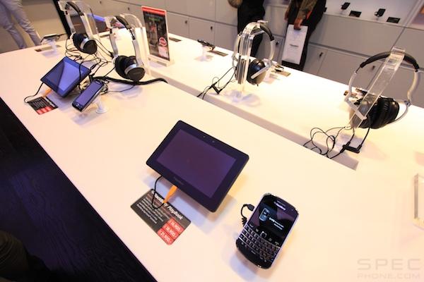BlackBerry Store 11