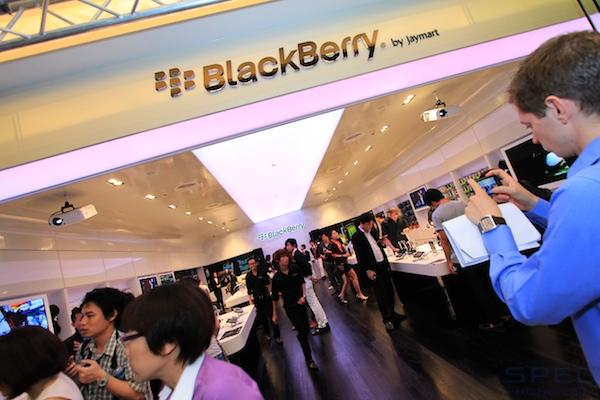 [PR] BlackBerry Store สวรรค์ของชาว BB เปิดตัวในประเทศไทยครั้งแรกอย่างเป็นทางการ