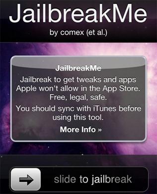 Comex-JailbreakMe