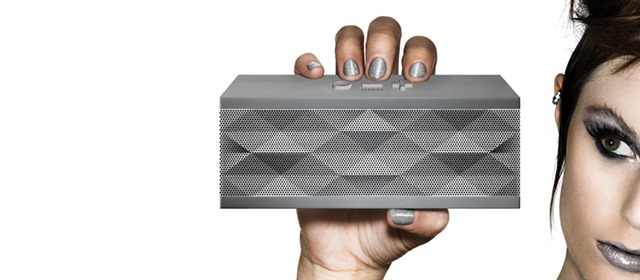 Jambox Grey Hex