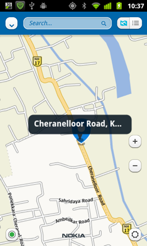 Nokia-Maps-Android