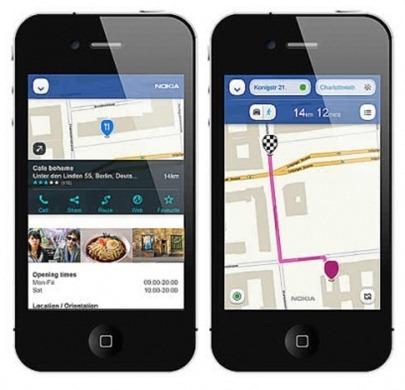 Nokia-Maps-iPhone