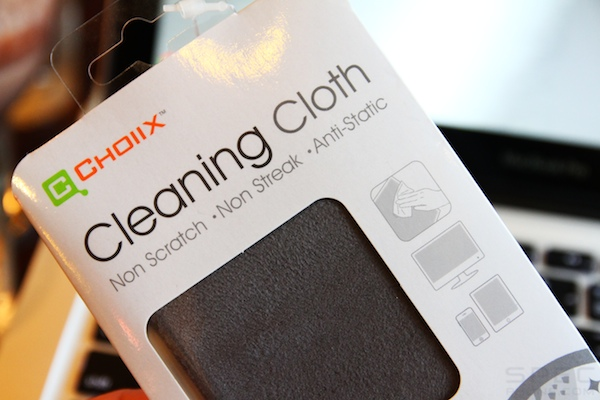 Review Choiix Cleaning Cloth 24