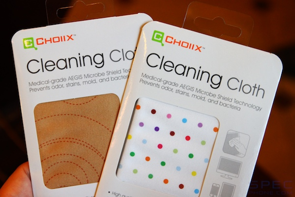 Review Choiix Cleaning Cloth 33