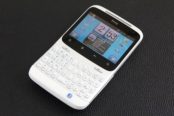 รีวิว HTC ChaCha : กดปุ๊ป เเชร์ปั๊ป ปั๊ป ปั๊ป