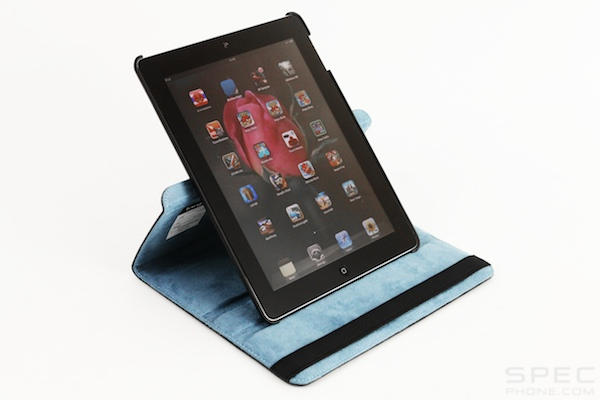 Review Targus 360 Rotation Stand Case for iPad 13