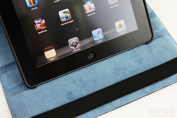Review Targus 360 Rotation Stand Case for iPad 14