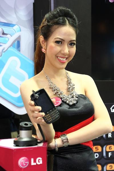 Thailand Mobile Expo Showcase 2011 Pretty1 10