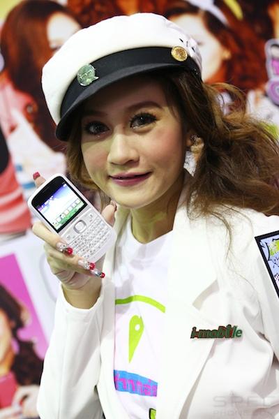 Thailand Mobile Expo Showcase 2011 Pretty1 11