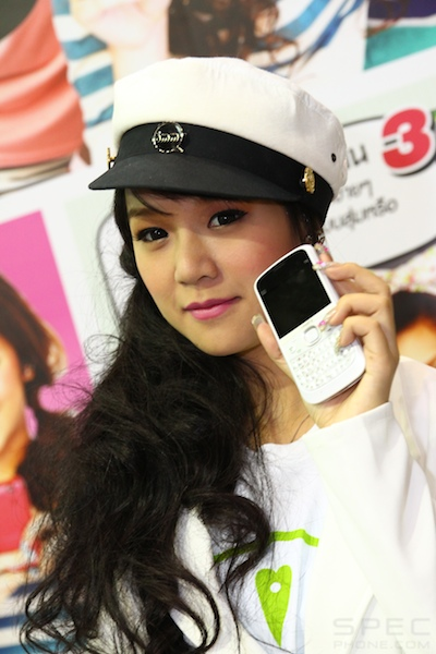 Thailand Mobile Expo Showcase 2011 Pretty1 14