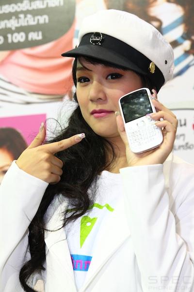 Thailand Mobile Expo Showcase 2011 Pretty1 15