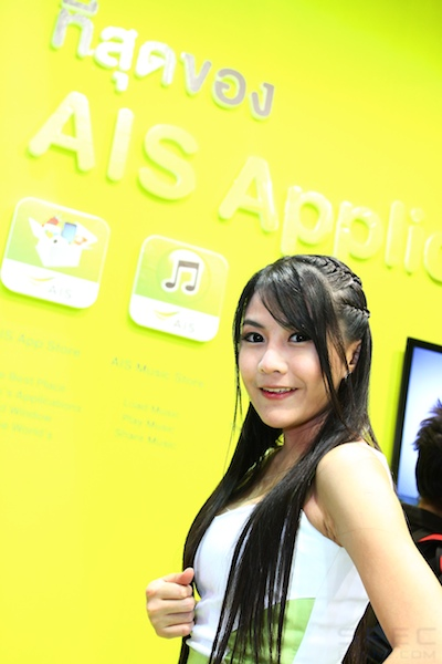 Thailand Mobile Expo Showcase 2011 Pretty1 17