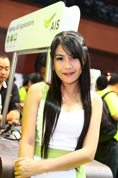 Thailand Mobile Expo Showcase 2011 Pretty1 19