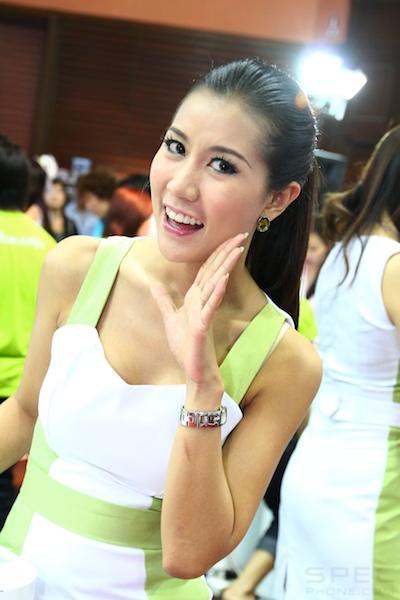 Thailand Mobile Expo Showcase 2011 Pretty1 21