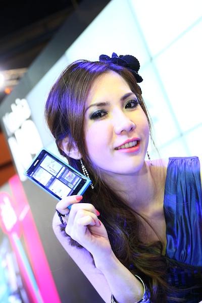 Thailand Mobile Expo Showcase 2011 Pretty1 22