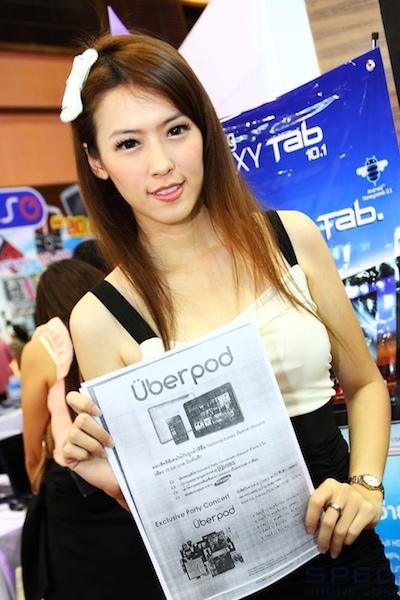 Thailand Mobile Expo Showcase 2011 Pretty1 24