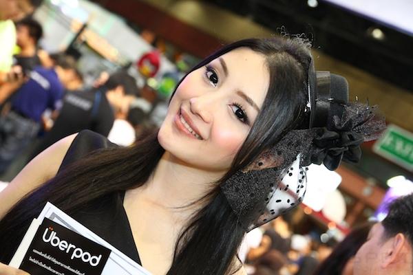 Thailand Mobile Expo Showcase 2011 Pretty1 29
