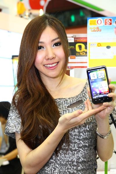 Thailand Mobile Expo Showcase 2011 Pretty1 33