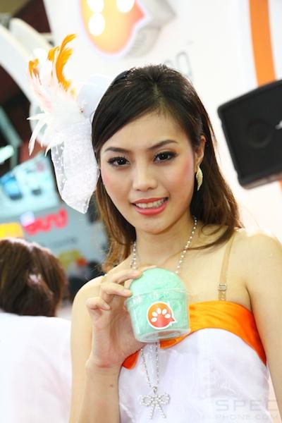 Thailand Mobile Expo Showcase 2011 Pretty1 38