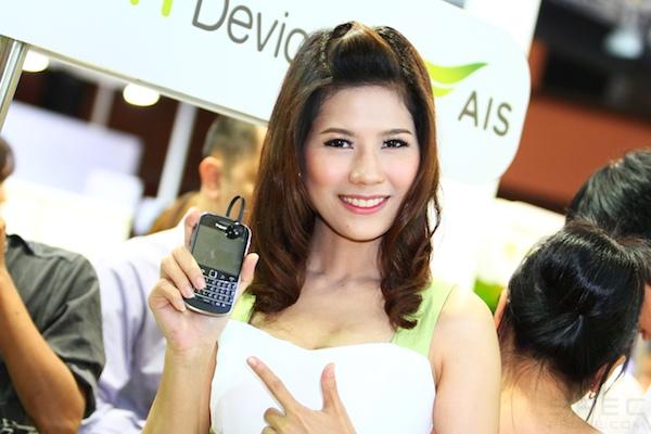 Thailand Mobile Expo Showcase 2011 Pretty1 50