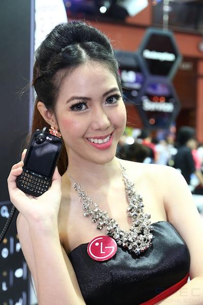Thailand Mobile Expo Showcase 2011 Pretty1 8