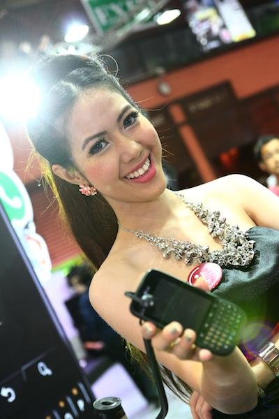Thailand Mobile Expo Showcase 2011 Pretty1 9
