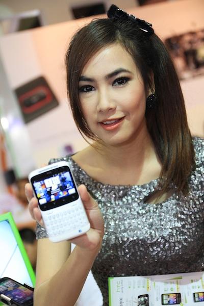 Thailand Mobile Expo Showcase 2011 Pretty2 19